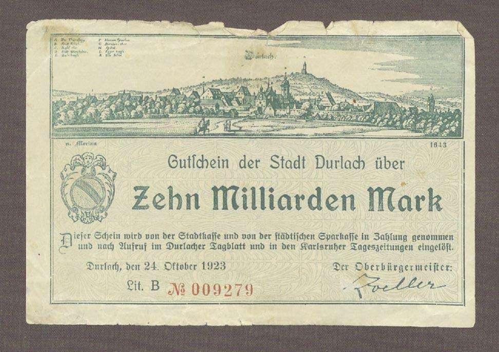 Durlach, Bild 1