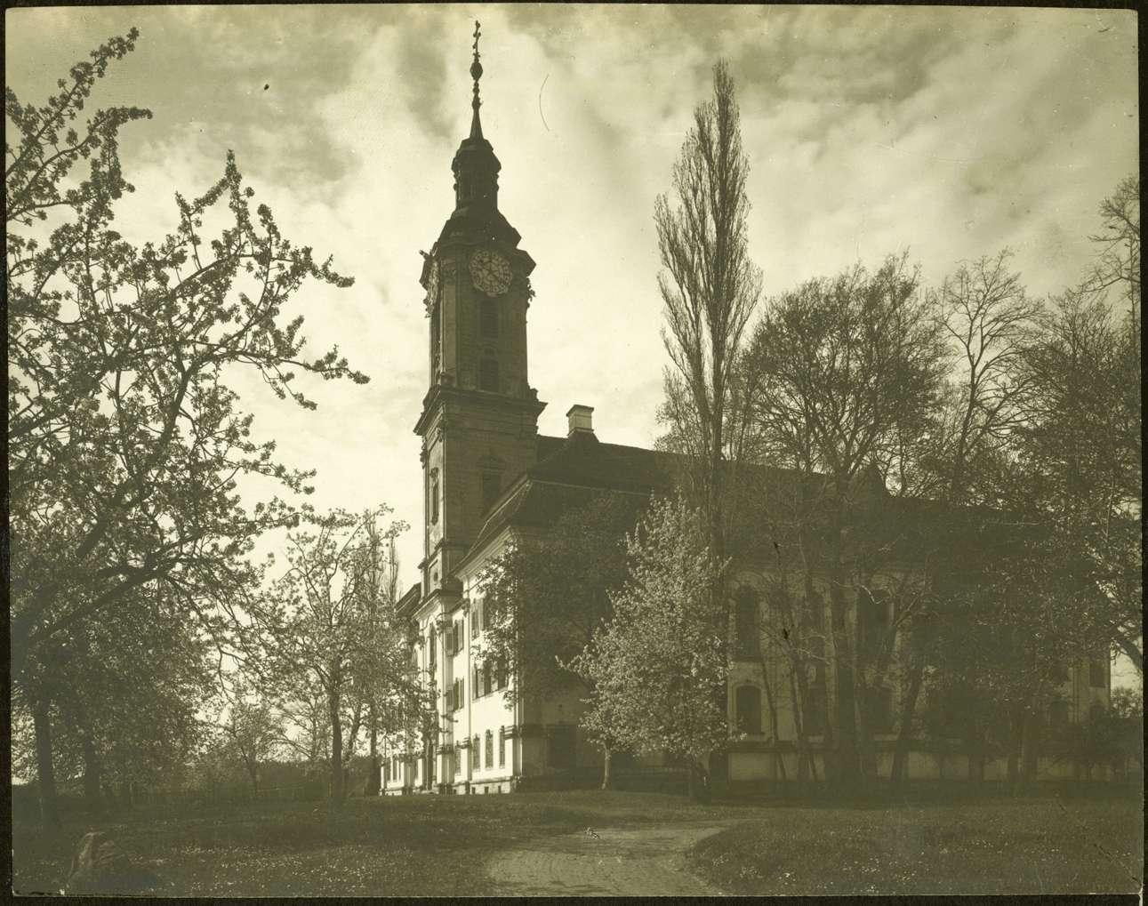Wallfahrtskirche, Bild 1