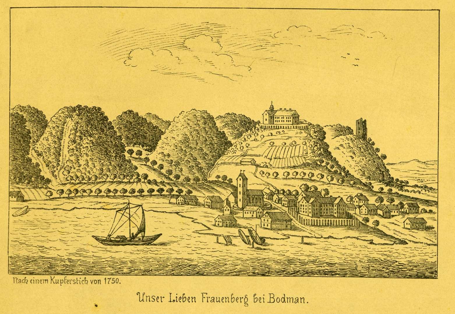 Unser Lieben Frauenberg bei Bodman, Bild 1