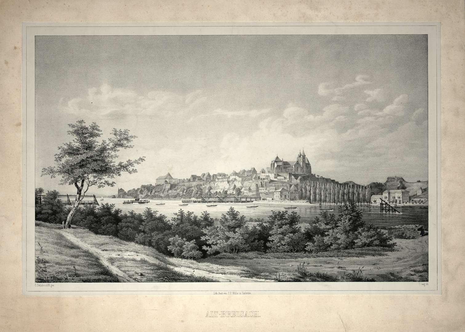 Alt-Breisach, Bild 1