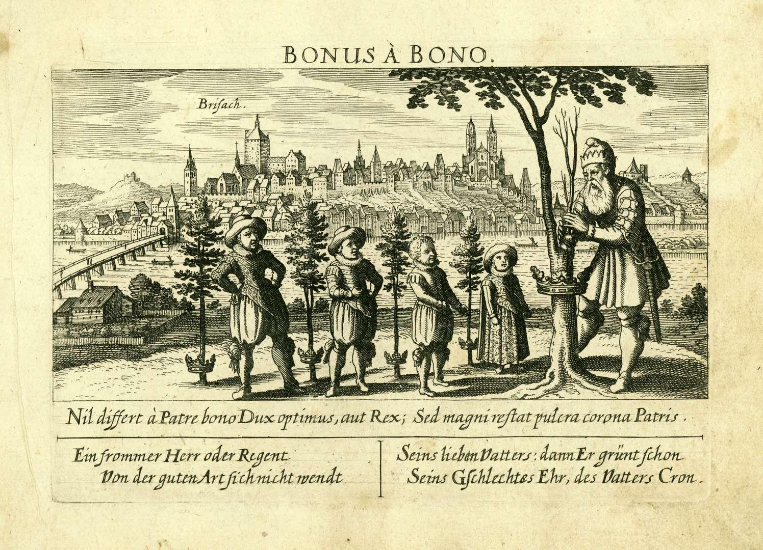 Bonus a Bono, Bild 1
