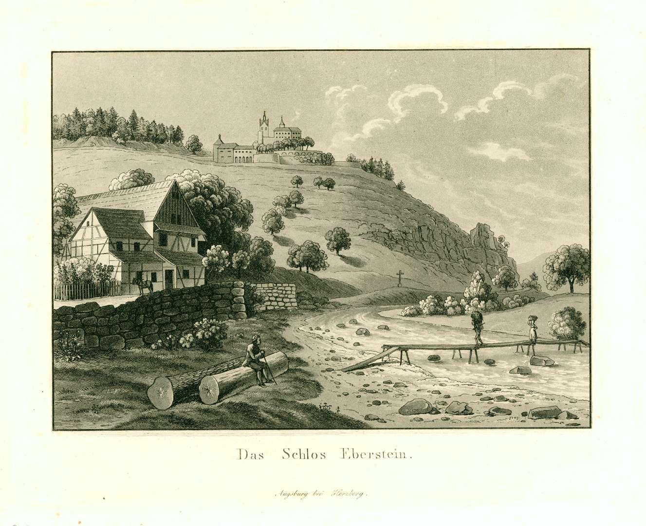 Das Schloss Eberstein, Bild 1