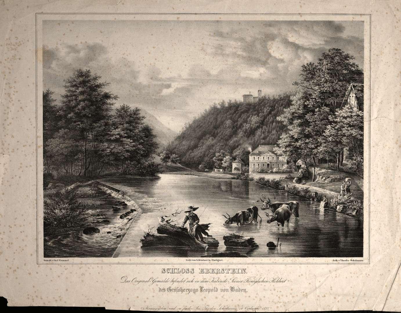 Schloß Eberstein, Bild 1