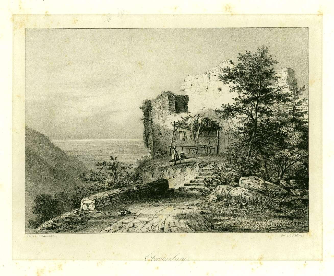 Ebersteinburg, Bild 1