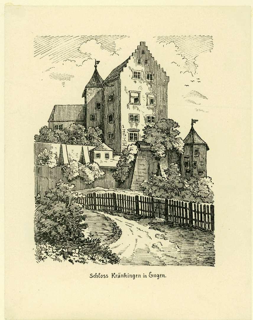 Schloss Kränkingen in Engen, Bild 1