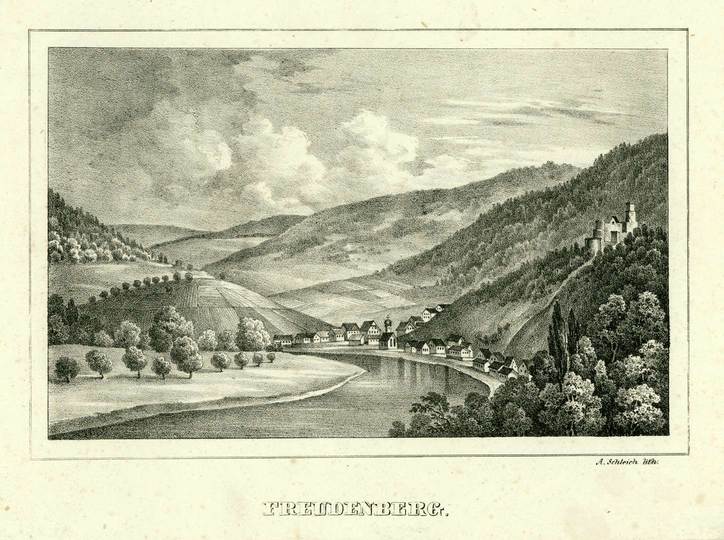 Freudenberg, Bild 1