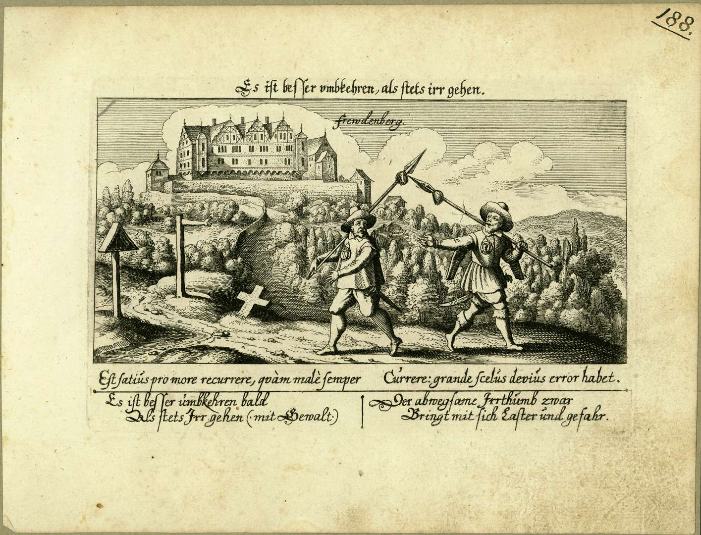 Frewdenberg, Bild 1