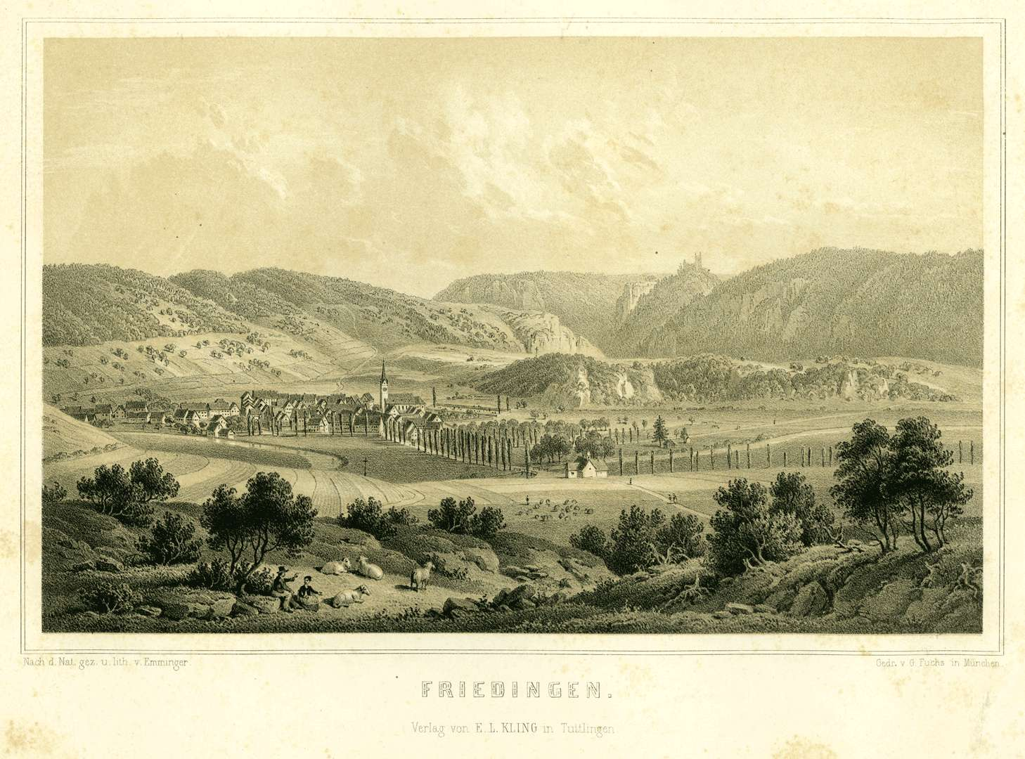 Friedingen, Bild 1