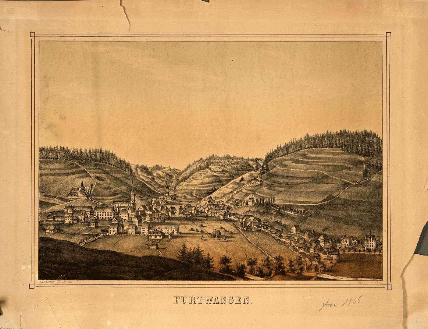 Furtwangen, Bild 1