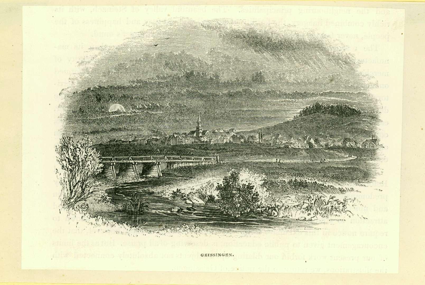 Geisingen, Bild 1