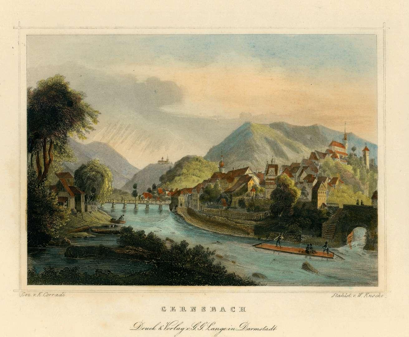 Gernsbach, Bild 1