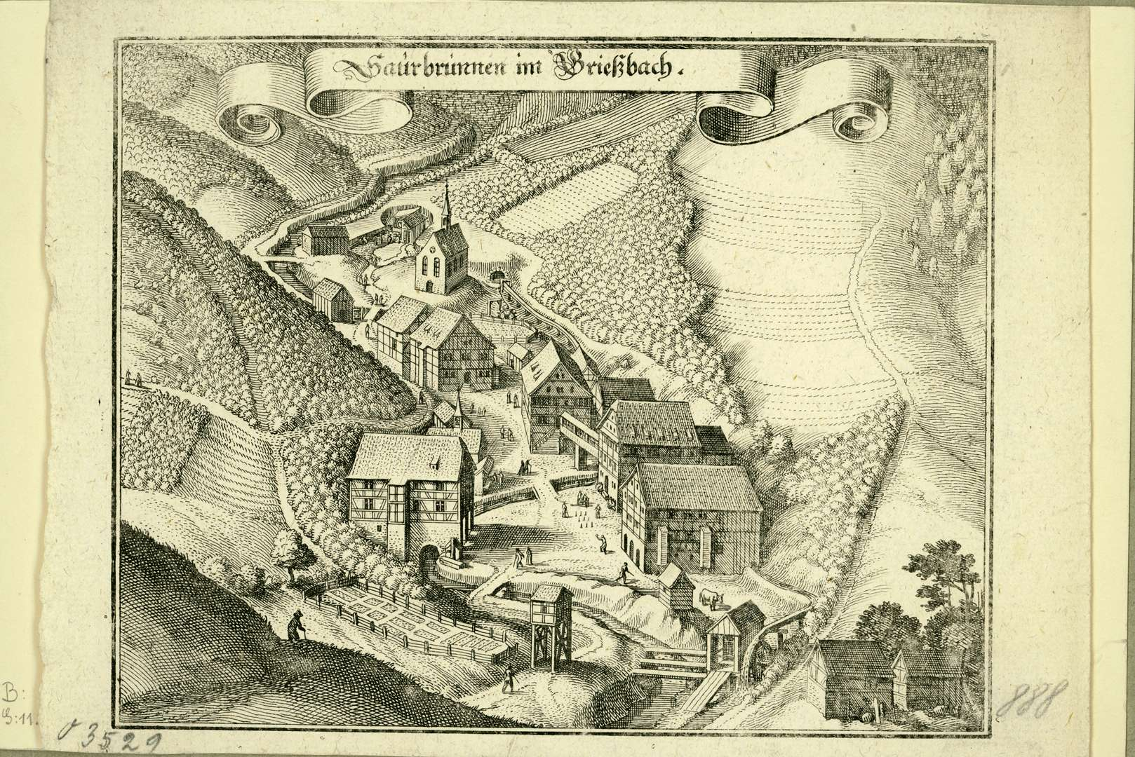 Saurbrunnen im Griessbach, Bild 1