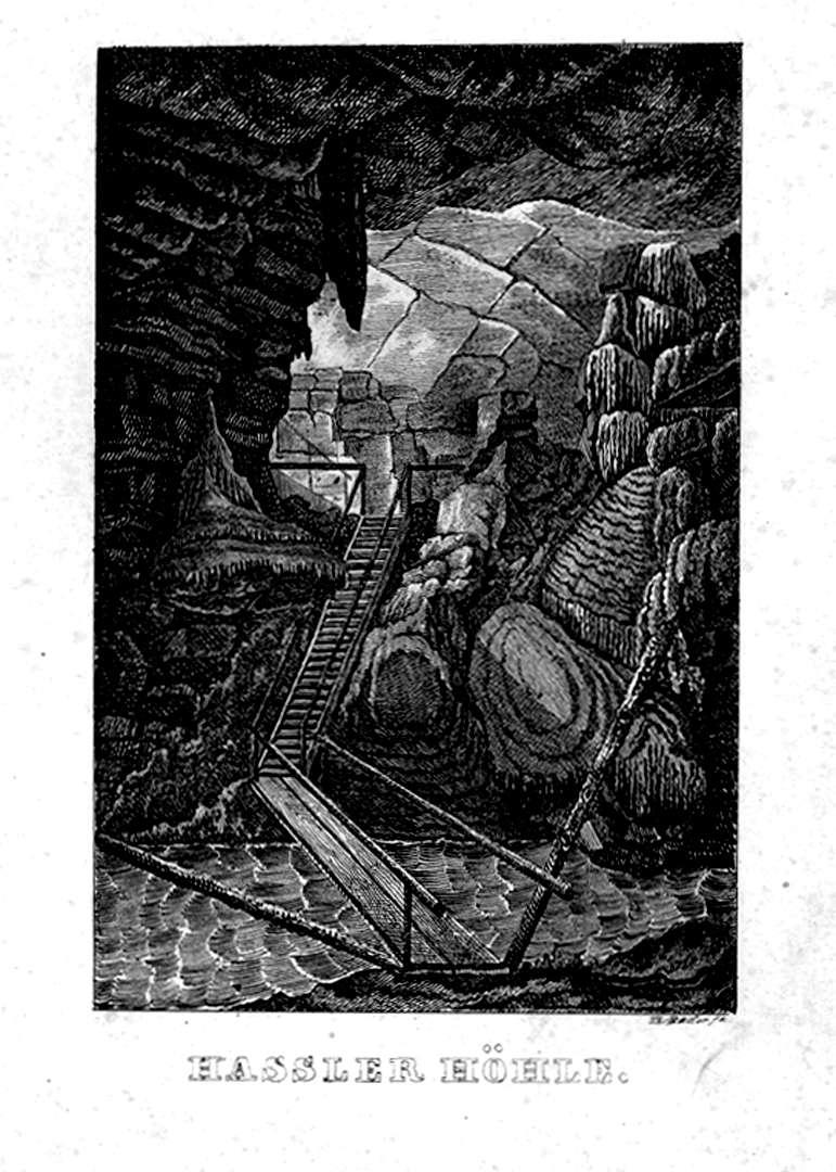 Hassler Höhle, Bild 1