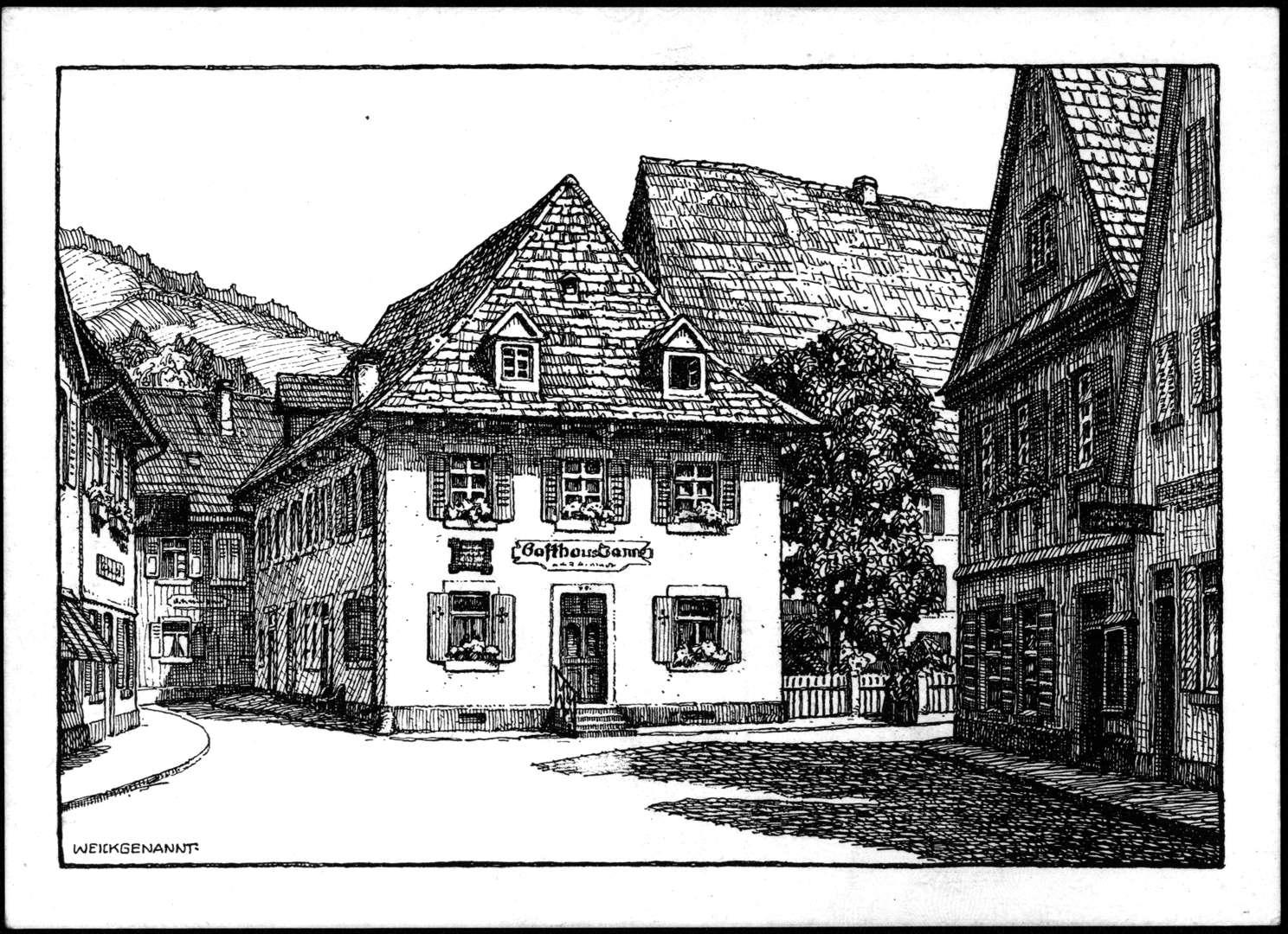 Geburtshaus von Heinrich Hansjakob, Bild 1