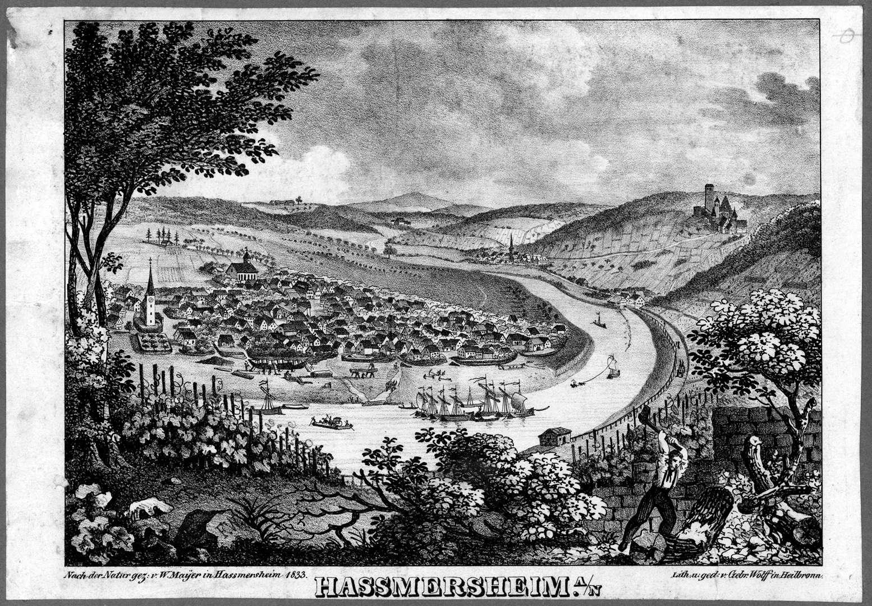Hassmersheim a. N., Bild 1