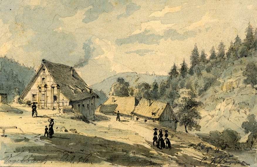 Vogelbach, Bild 1