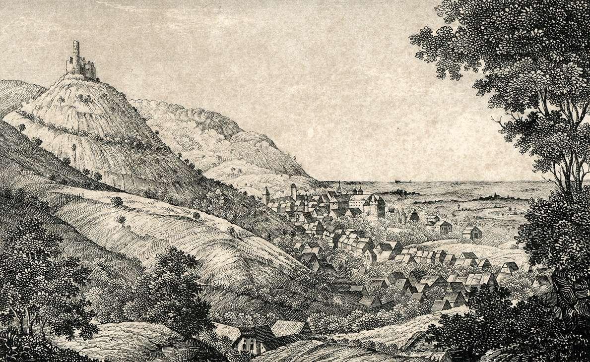 Weinheim an der Bergstraße, Bild 1