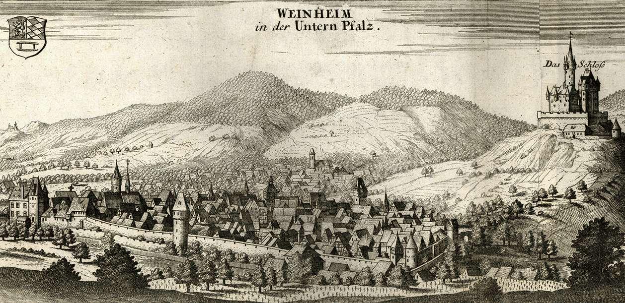 Weinheim in der Untern Pfalz, Bild 1