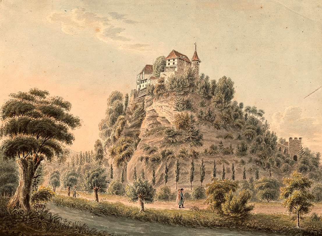 [Schloss Werenwag], Bild 1