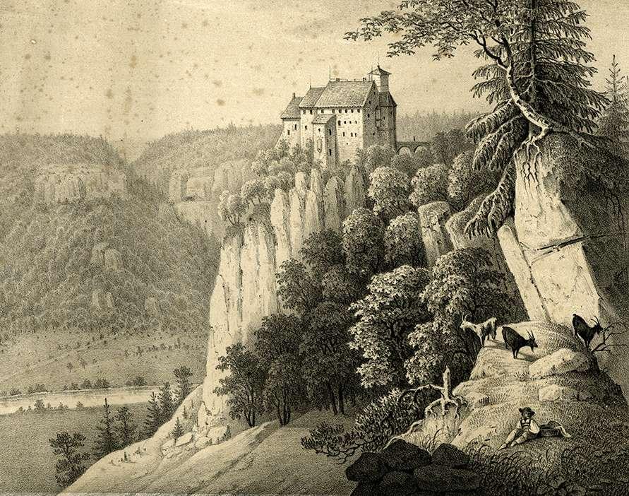Werenwaag, Bild 1