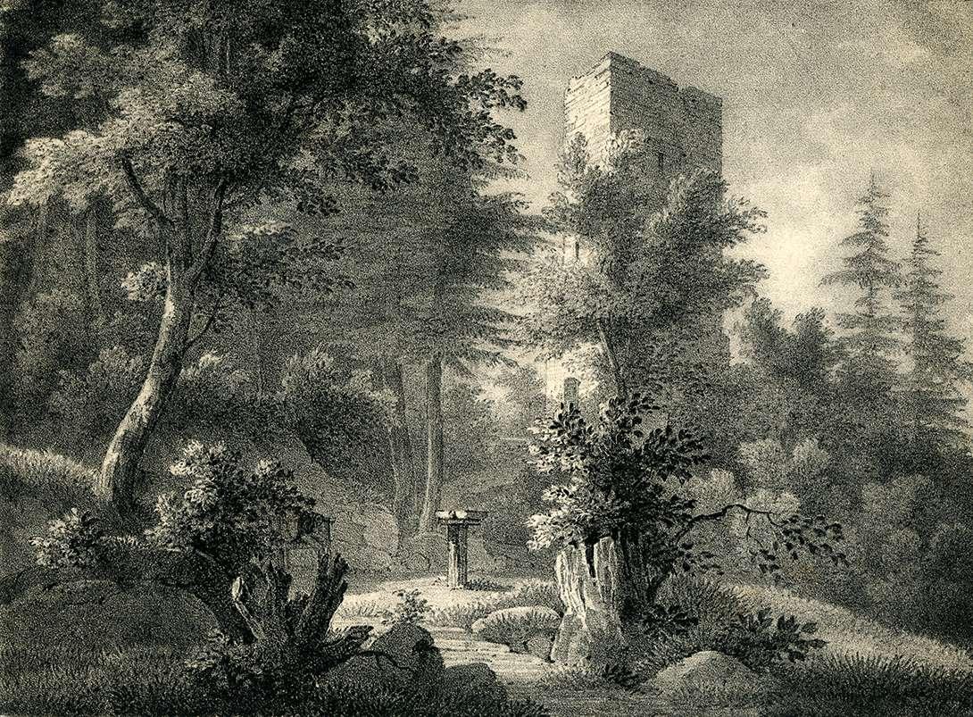 Yburg, Bild 1