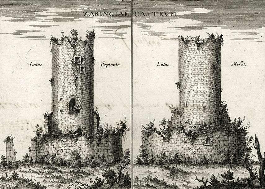 Zaringae Castrum, Bild 1