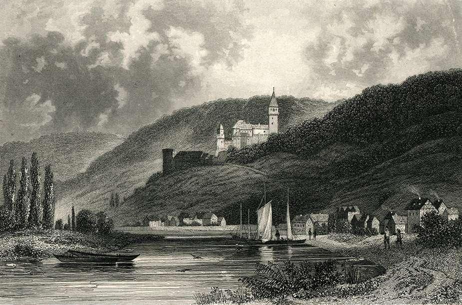 Zwingenberg a. Neckar, Bild 1