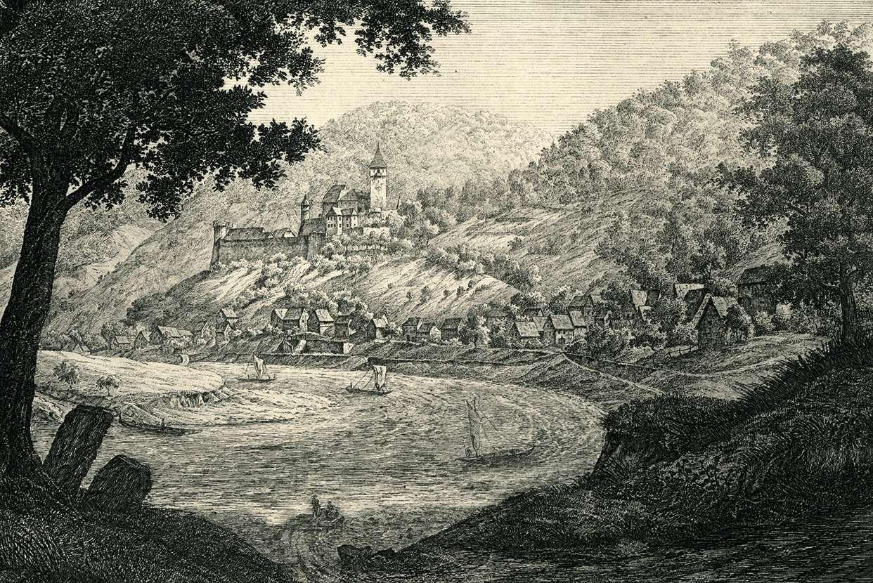 Zwingenberg, Bild 1
