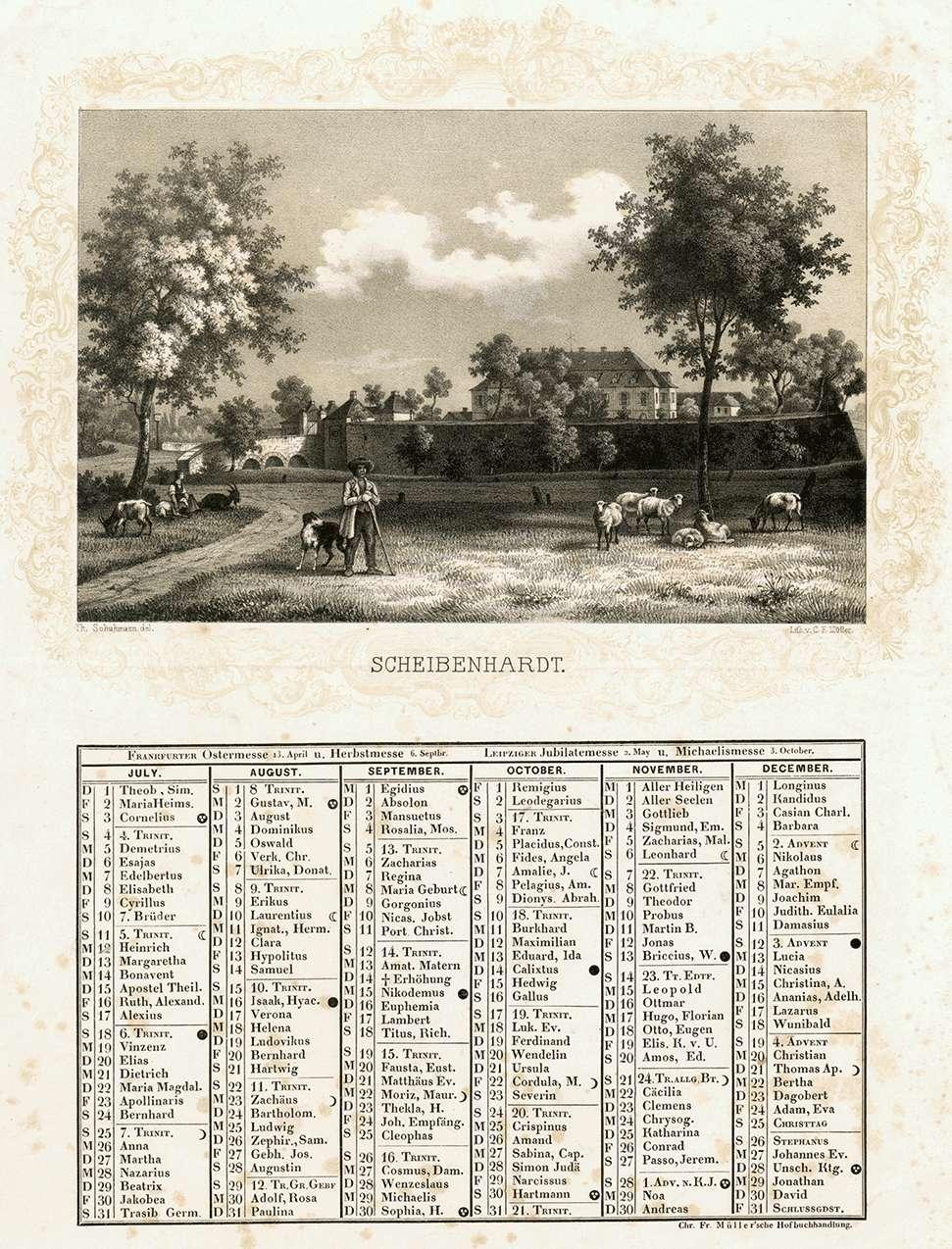 Scheibenhardt, Bild 1