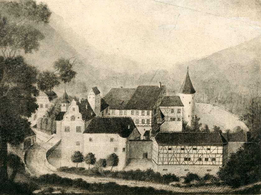 [Kloster Schönau], Bild 1