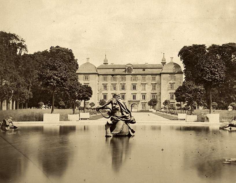 Das Grossherzogliche Schloss zu Schwetzingen, Bild 1