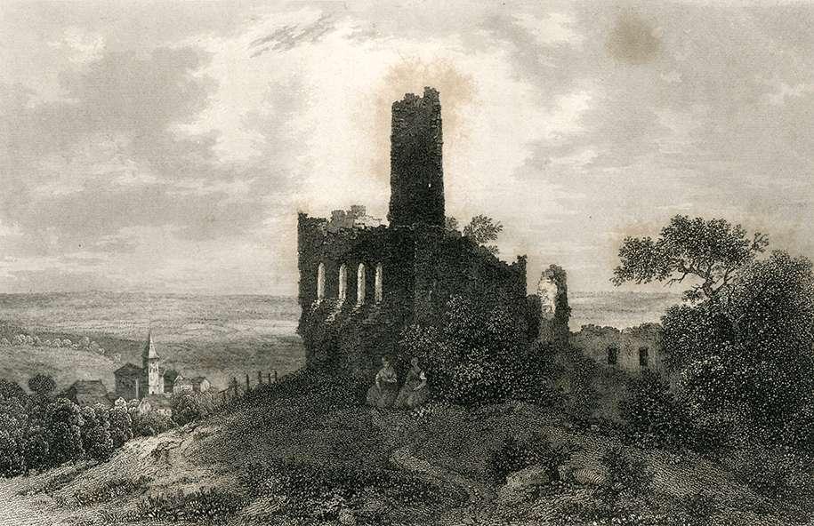 Strahlenburg, Bild 1