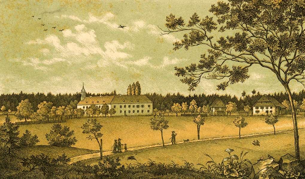 Das ehemalige Pauliner-Kloster Thannheim, Bild 1