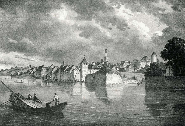 Uiberlingen von Südost, Bild 1