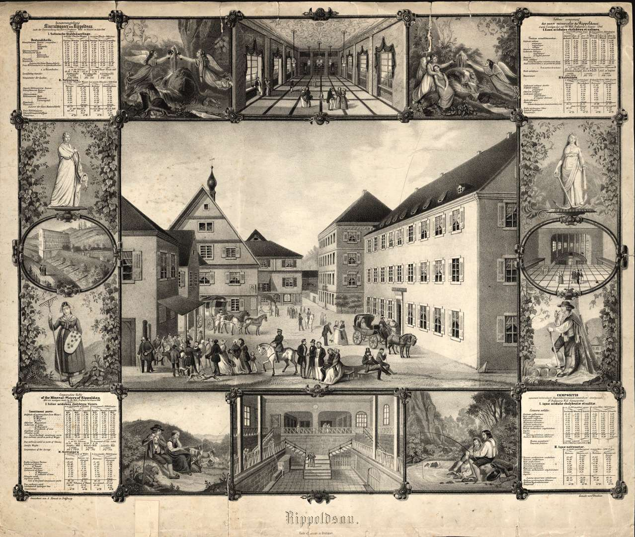 Rippoldsau [Werbeblatt], Bild 1