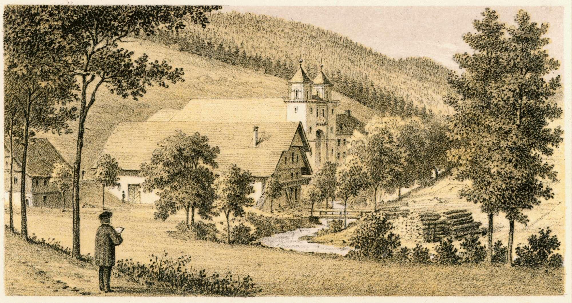 Rippoldsau, Klösterle, Bild 1