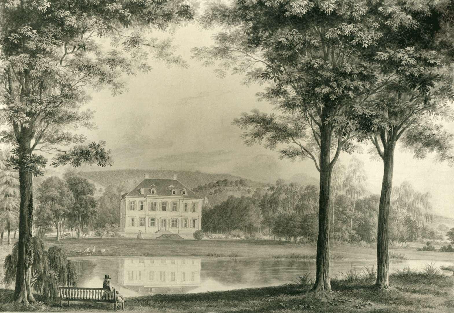 Vue de la maison de campagne à Rohrbach, Bild 1
