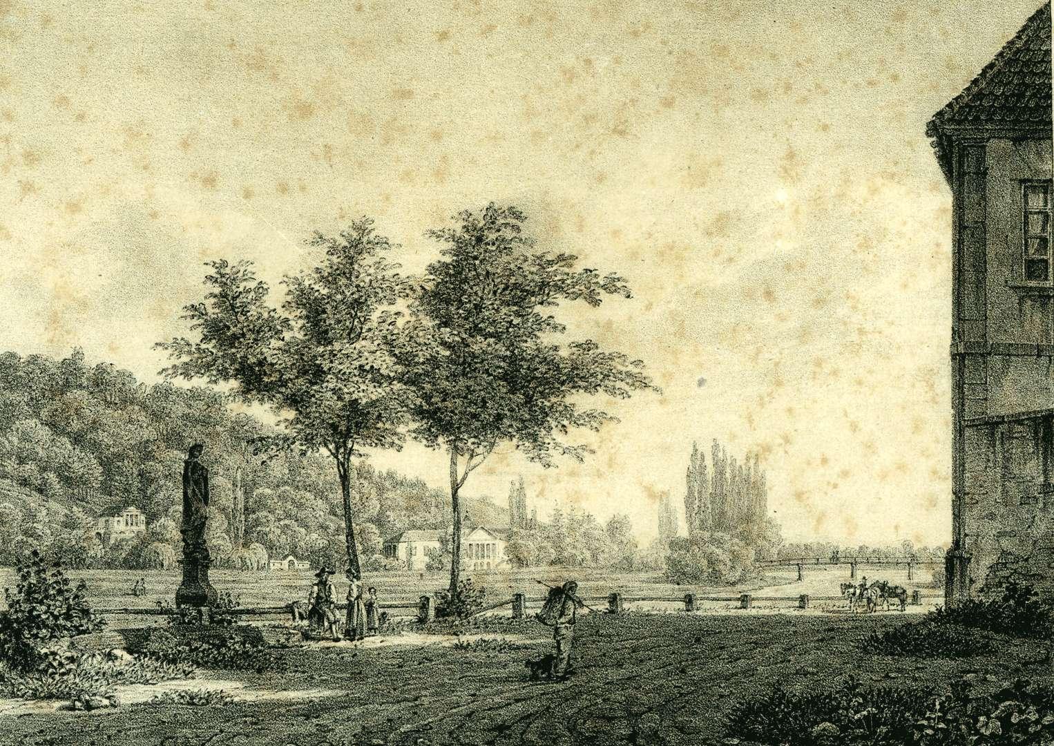 Bei Rothenfels, Bild 1