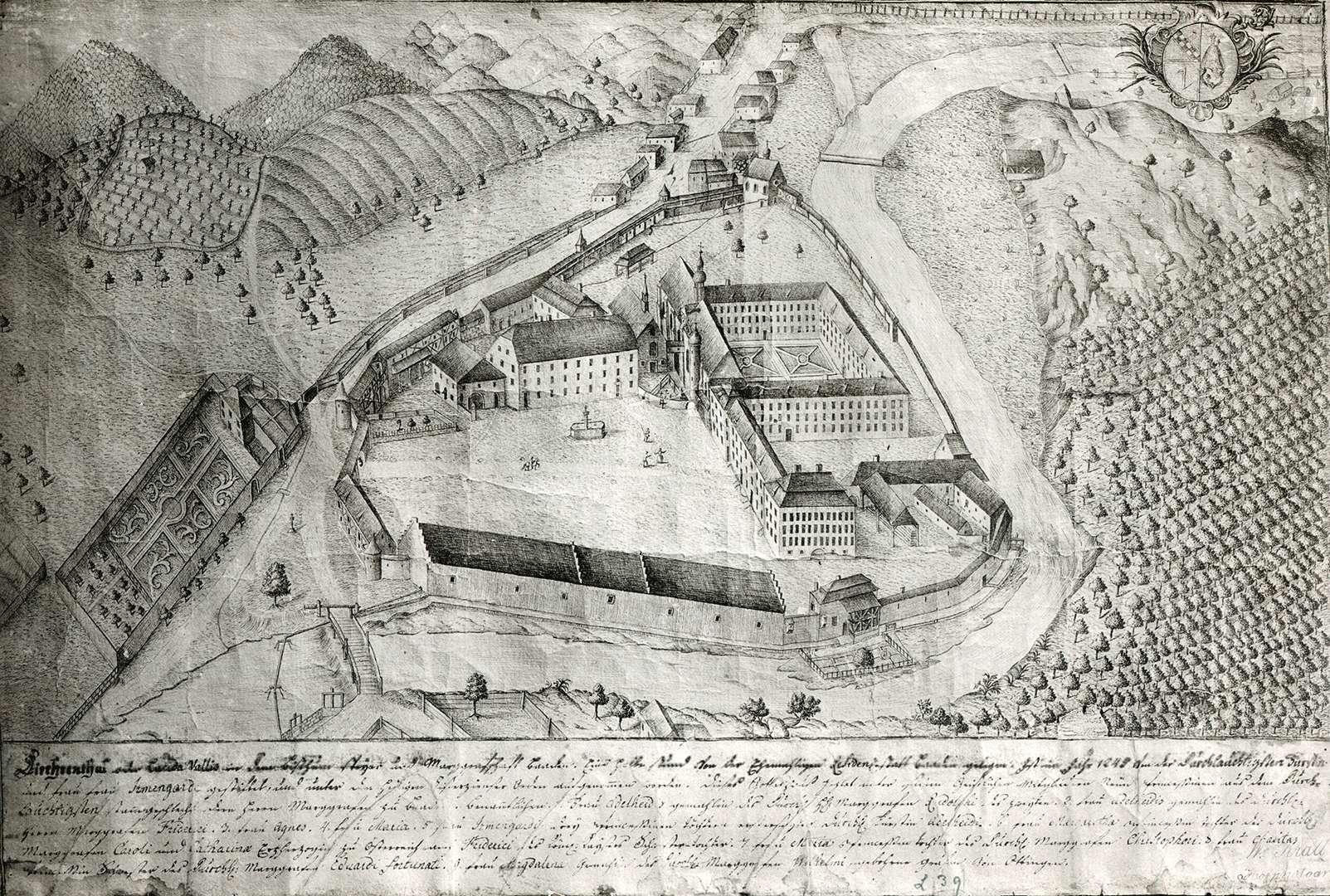 Kloster Lichtental, Bild 1