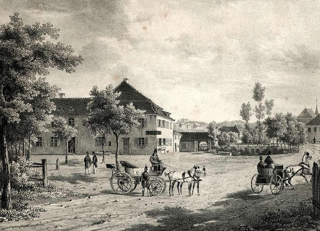 Ludwigsbad bei Lichtenthal, Bild 1