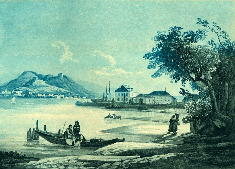 """""""Ludwigshafen au lac de Constance"""", Bild 1"""