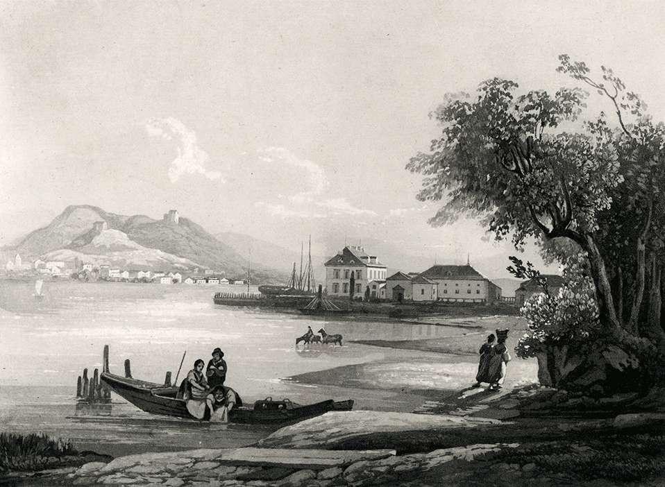 Ludwigshafen au lac de Constance, Bild 1