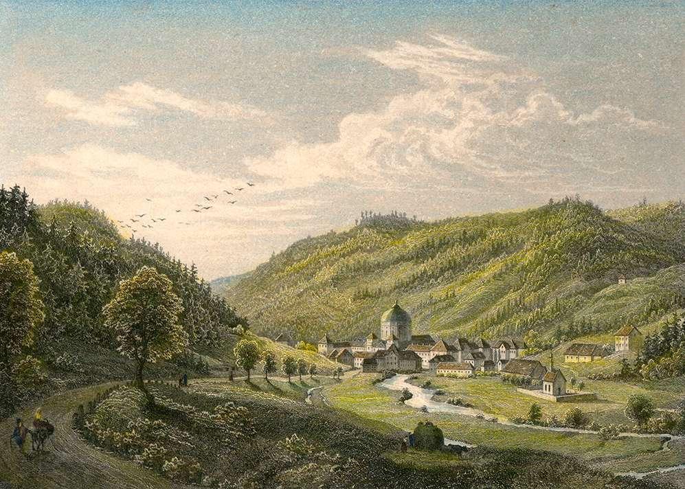 St. Blasien, Bild 1