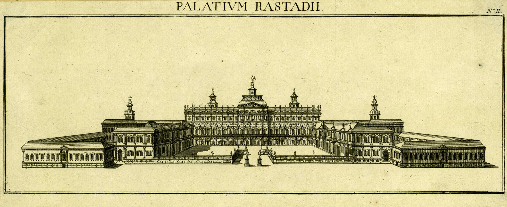 Palatium Rastadii, Bild 1
