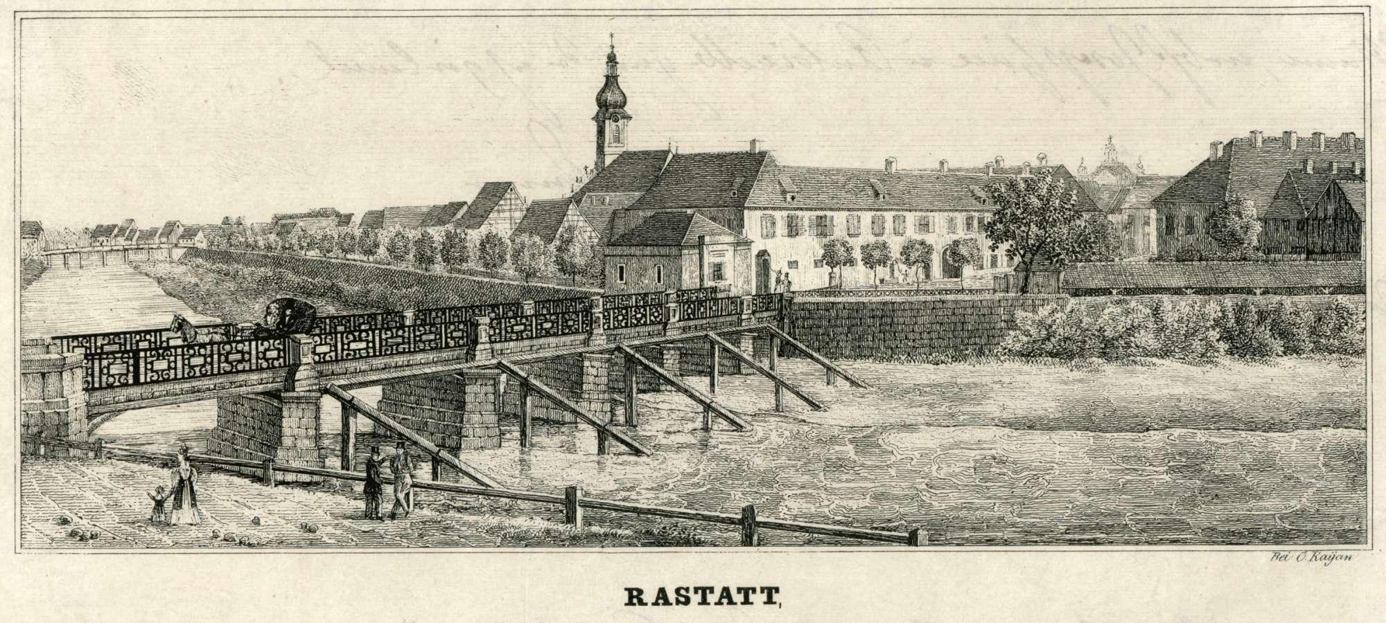 Rastatt, Bild 1