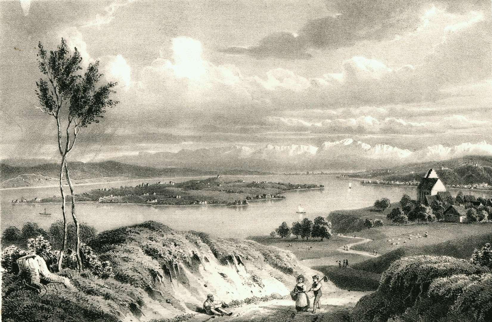 Die Insel Reichenau, Bild 1