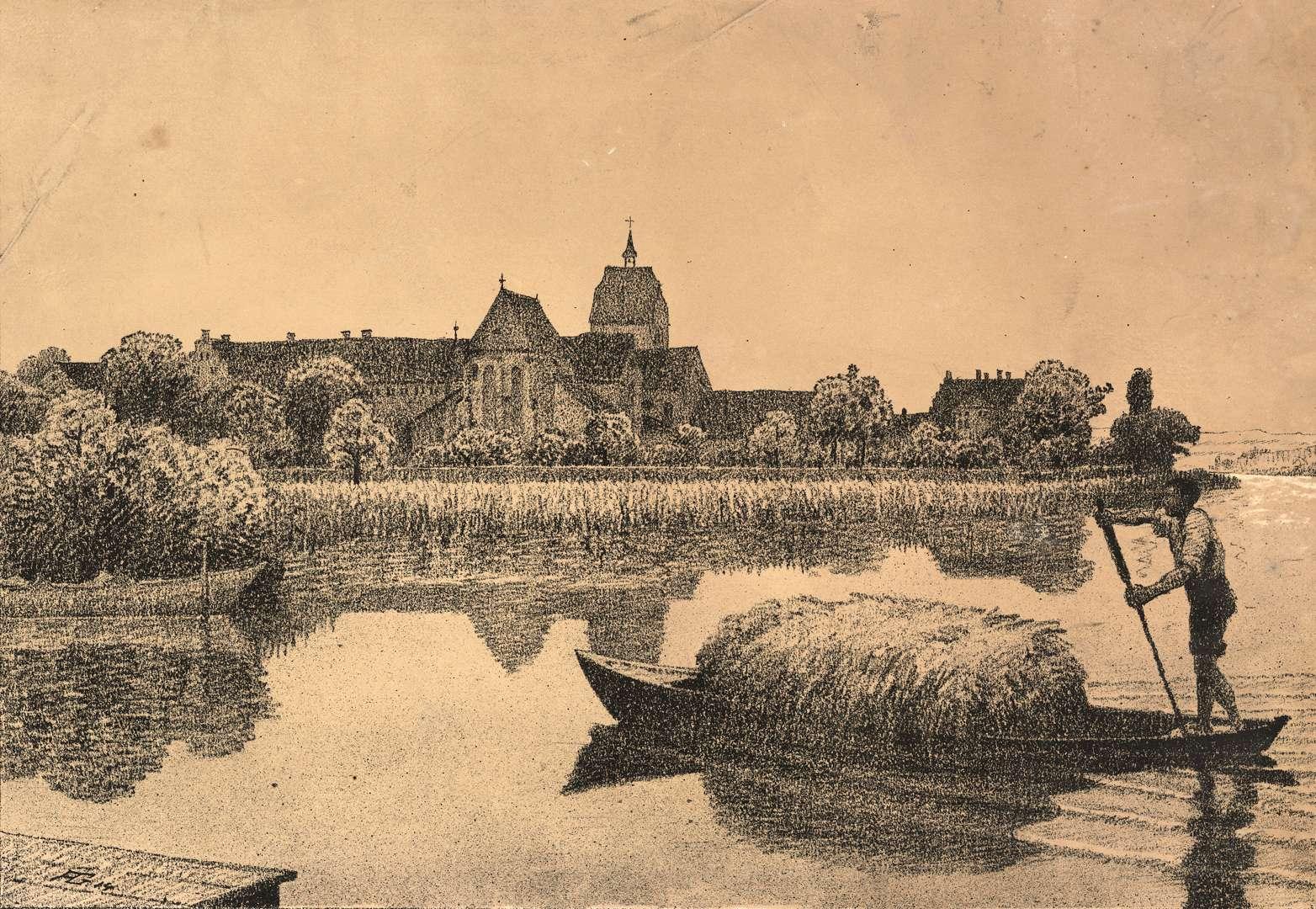 Kloster Reichenau auf der Insel Reichenau, Bild 1