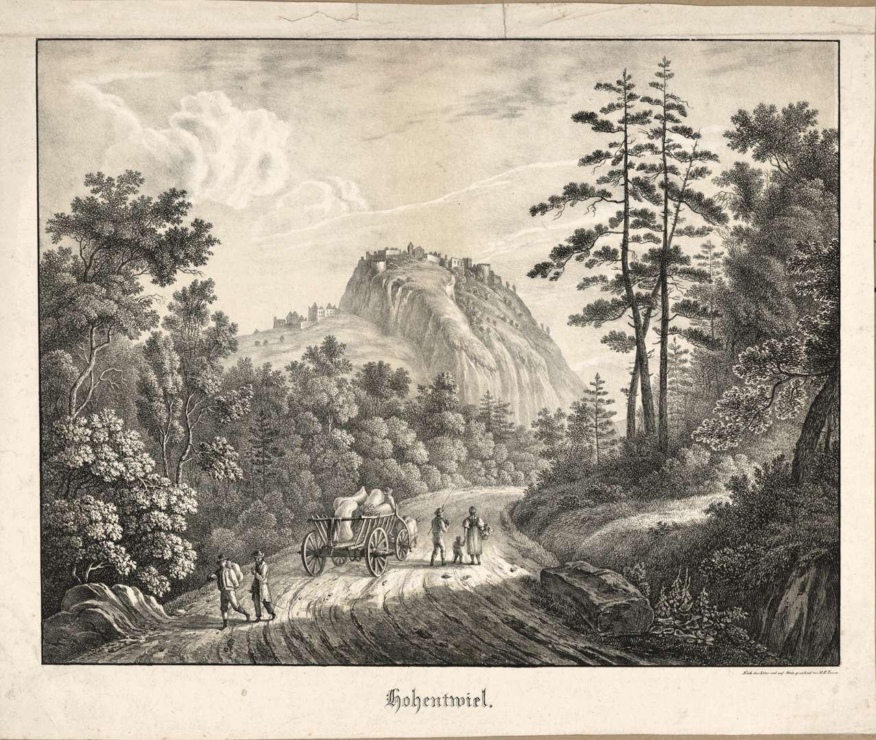 Hohentwiel, Bild 1