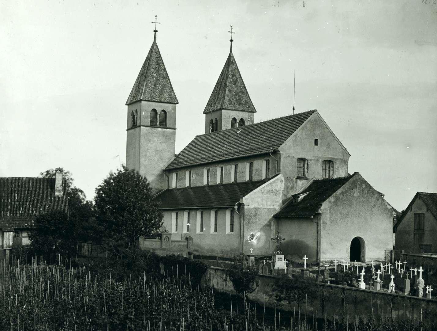 [Stiftskirche Peter und Paul auf der Reichenau], Bild 1