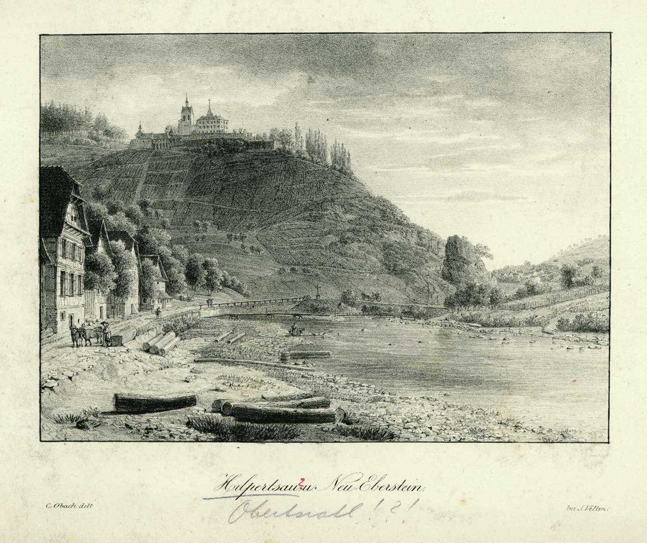 Hilpertsau und Neu-Eberstein, Bild 1